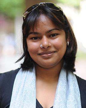Portrait of Deepti Chittamuru
