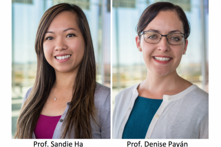 UC Merced New Public Health Faculty